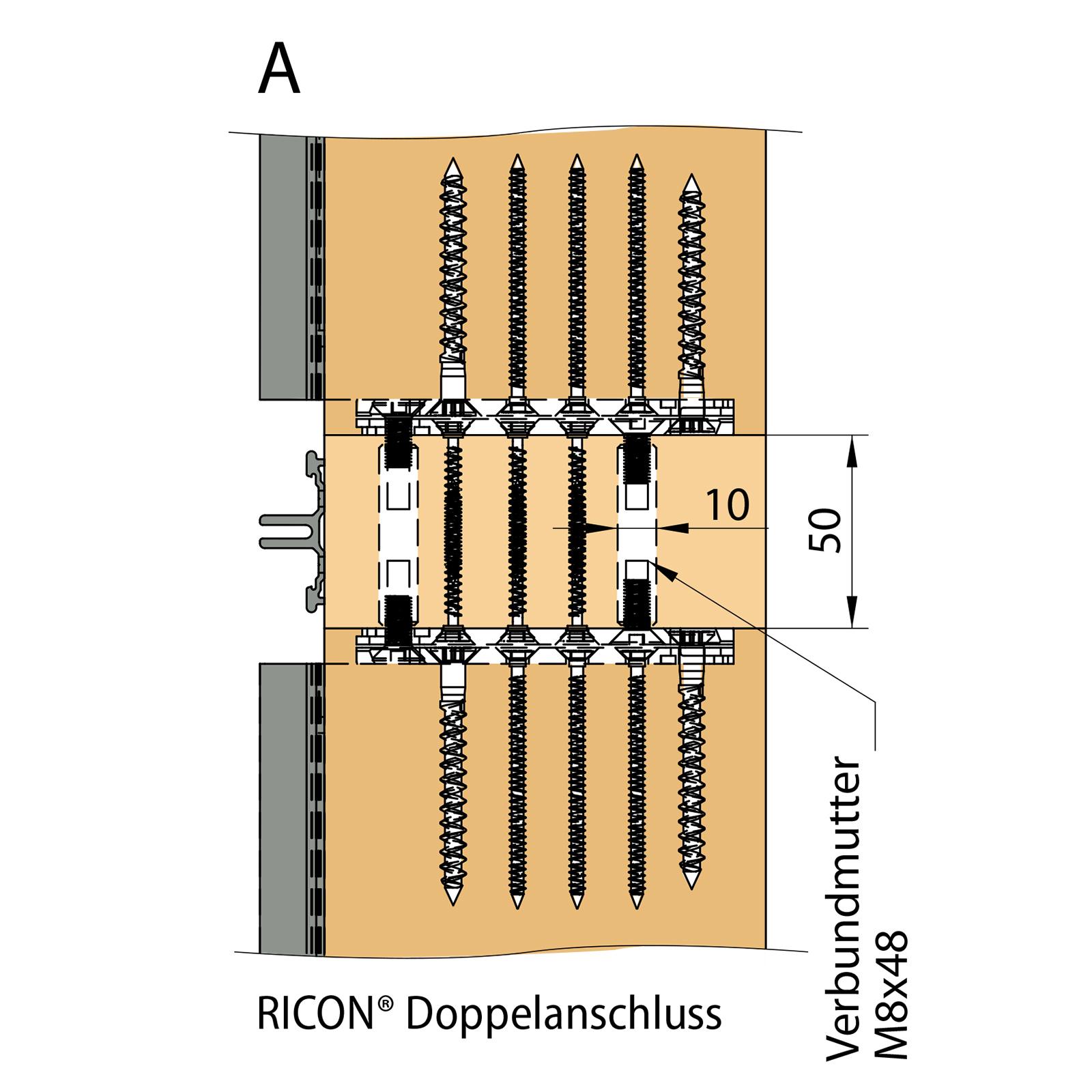 ricon circuit board wiring diagram ricon   system double connection  da  knapp   connectors  ricon   system double connection  da