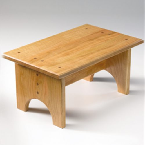 Miller Dowel Joinery System Stool